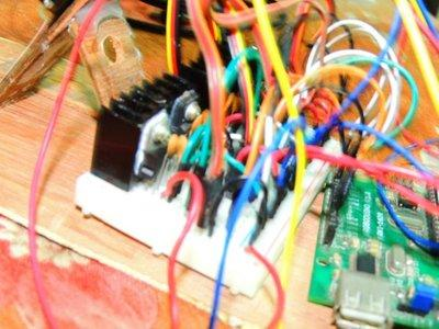 Servo Power Supply