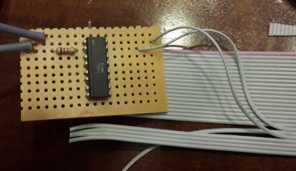The Raspberry Pi Powered Speaking Doorbell – Part 1- The Input Circuit