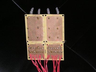 Base and Soldering Resistors