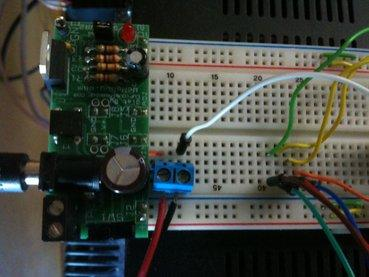 Build the Arduino Controller