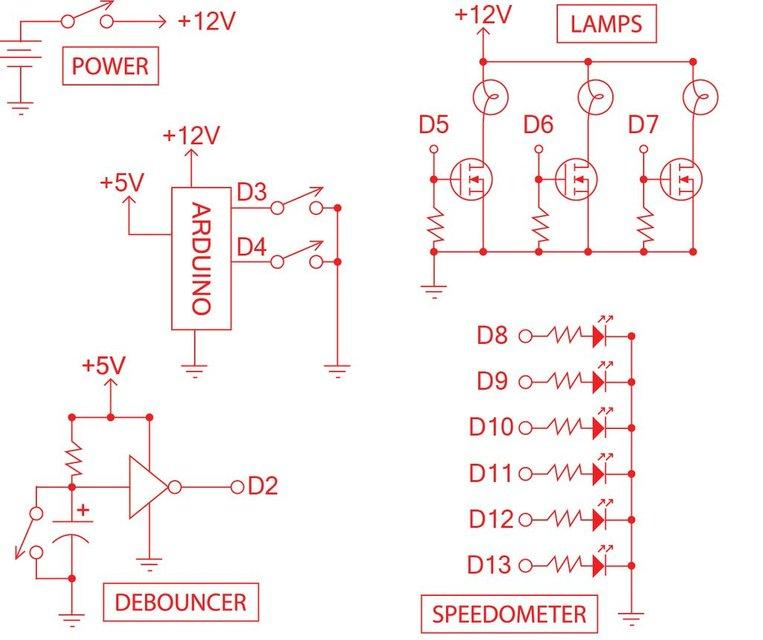 Build the Circuit Schematic