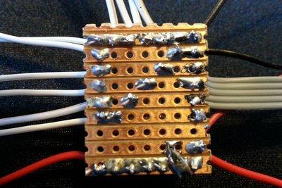 Resistors Board