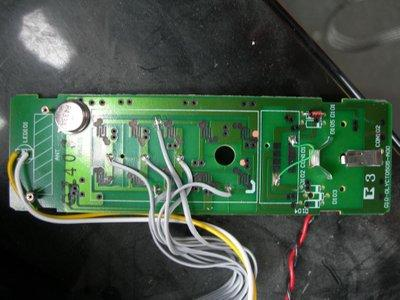 Modifying the Remote Control