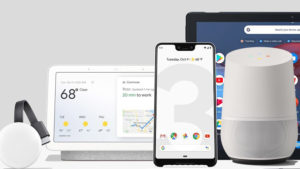 Google Smart Home Products and Services