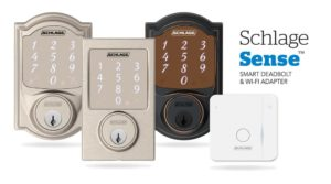 SCHLAGE Smart Home Products and Services