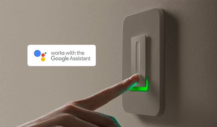 Smart Light Switches Google Home