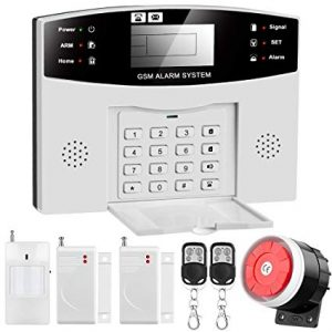 Thustar Professional Wireless Home Alarm System