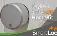 August Smart Lock Homekit Enabled