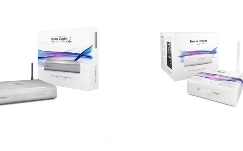 Fibaro Home Center 2 Vs Lite
