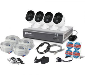 SWANN Smart Security System
