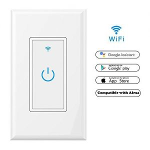 Smart Light Switch In Wall by NewRice