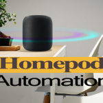 Homepod Automation