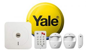 Yale IA 310 Smart Home Alarm System Starter Kit