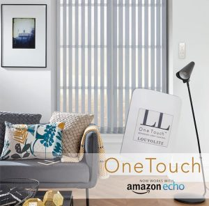one touch home hub louvolite