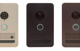The New Elan Video Doorbell Integrates With Home Control System