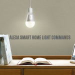 Alexa Smart Home Light Commands