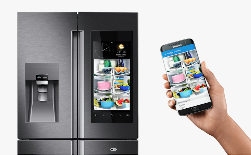 Samsung Next Generation Family Hub Brings Food AI And Automation Into The Kitchen