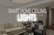 Smart Home Ceiling Light