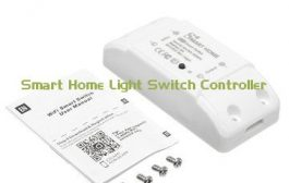 Smart Home Light Switch Controller