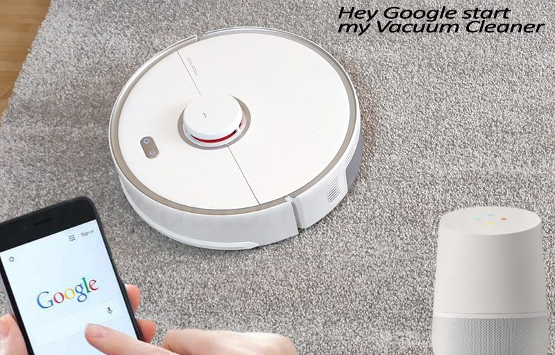 How To Connect Roborock S5 With Google Home?