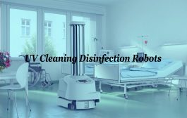 UV Cleaning Disinfection Robots