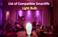 List of Compatible Smartlife Light Bulb