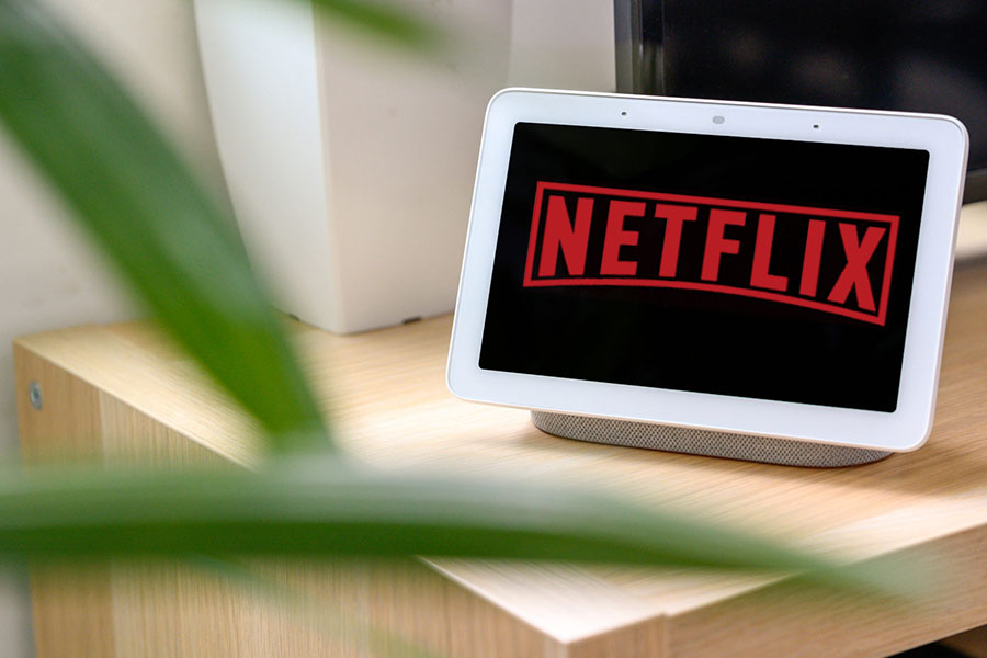 Netflix Comes To Devices from Google's Nest Hub