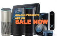 Amazon Products are on Sale Now From Echo to Ring