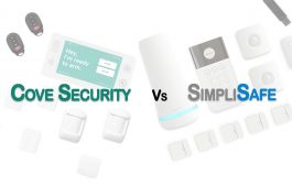 Cove Security Vs Simplisafe