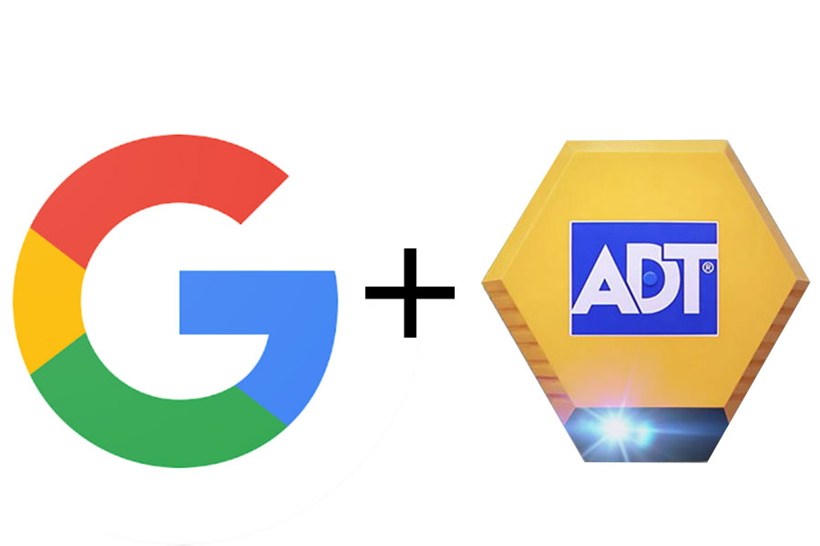 Google invests 450 million dollars in ADT, receives exclusive hardware deal