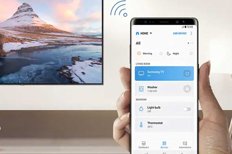 How To Use A Galaxy Phone As A Remote For Samsung Smart TV 1