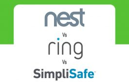 Nest Vs Ring Vs Simplisafe