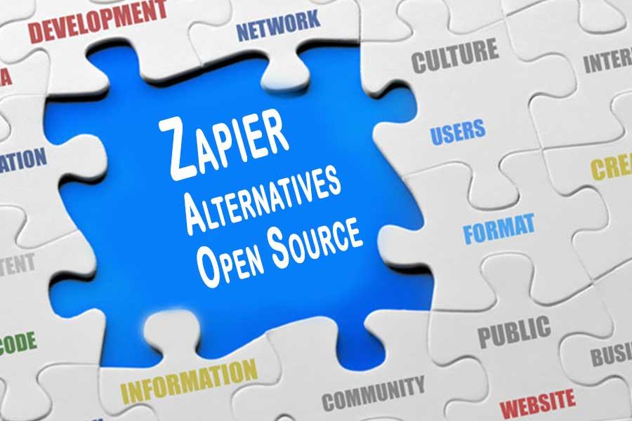 Zapier Alternatives Open Source