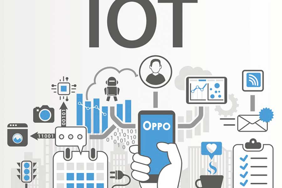 With Smart Devices Oppo Makes a Splash in IOT
