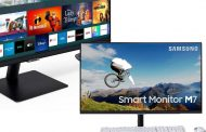 The New Smart Display M7 by Samsung Is a Smart TV for Your Computer