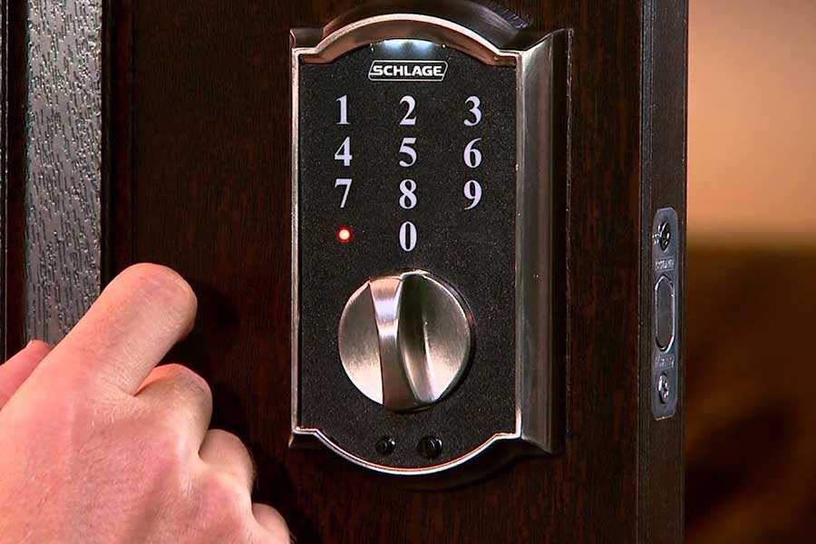 How To Change The 4 Digit Code On A Schlage Lock