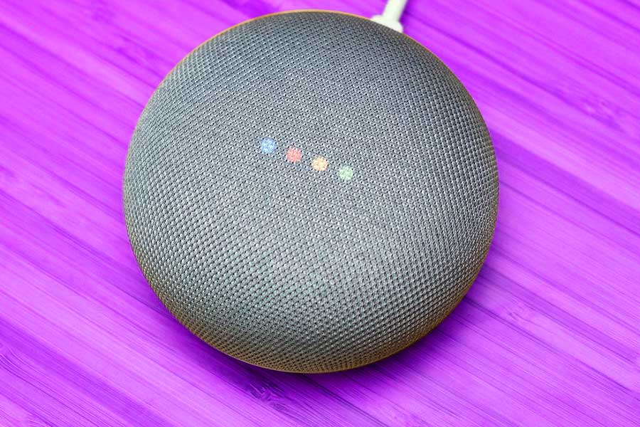 Google supported smart device calls that end in the UK
